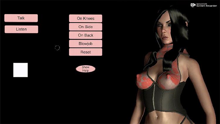 3D Holo Girlfriend,AR Porn