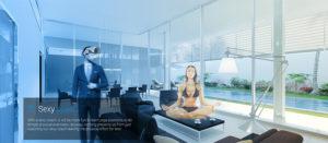 ARConk,Sexy Coach,Augmented Reality Yoga