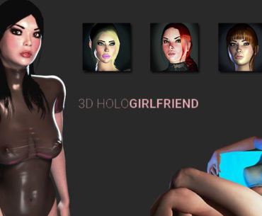 3D Hologroup Inc. Releases Personalities Module For Free Trial Model Amy