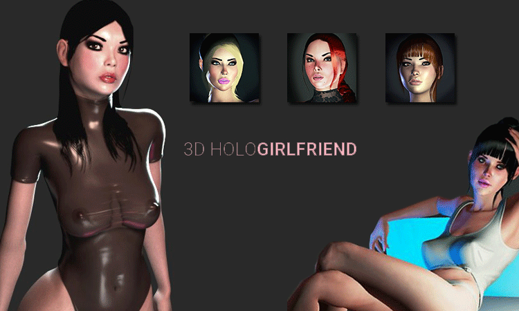 3d holo girlfriend,3dhologirlfriend,ar porn