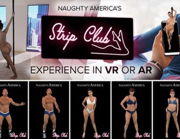 Naughty America Releases Videos of Pornstars in Strip Club App