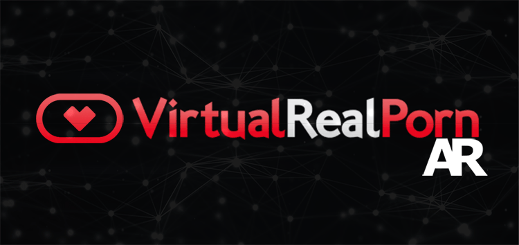 virtual real porn,logo,ar,augmented reality