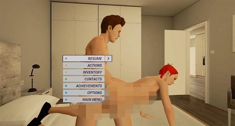 vrlove,3d sex,game