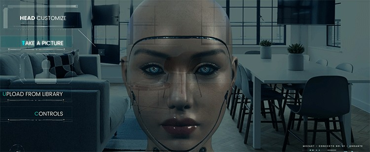 hybri,face recognition,ai